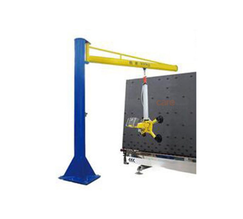 Pneumatic cantilever type glass lifterPneumatic cantilever type glass lifter