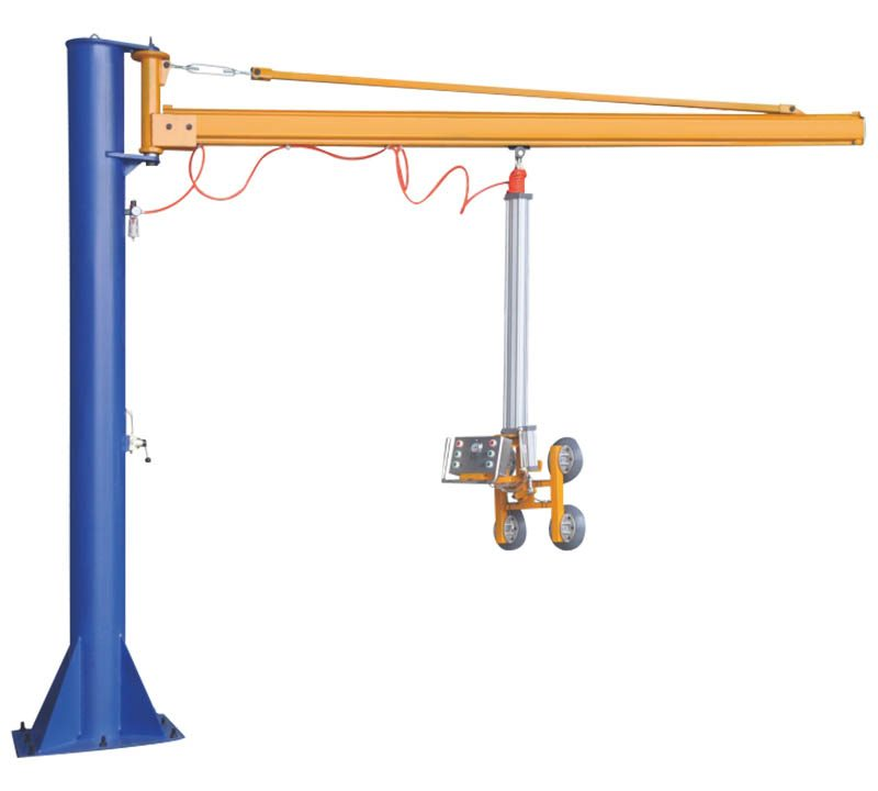 Pneumatic Cantilever Type Vacuum Glass Lifter Lifting Machine