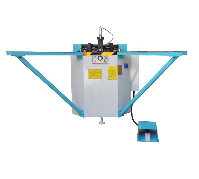 Aluminum Window Door Corner Crimping Machine