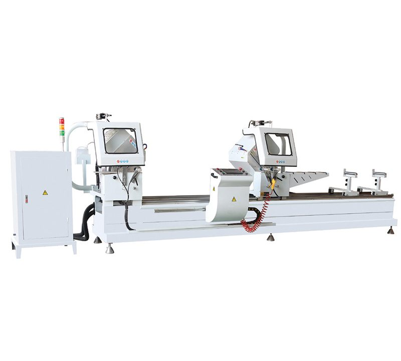 UPVC Double Mitre Cutting Saw Machine