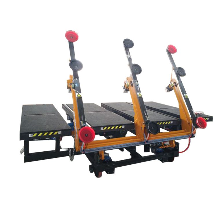 SP3624 Integrated glass loading and breakout machine