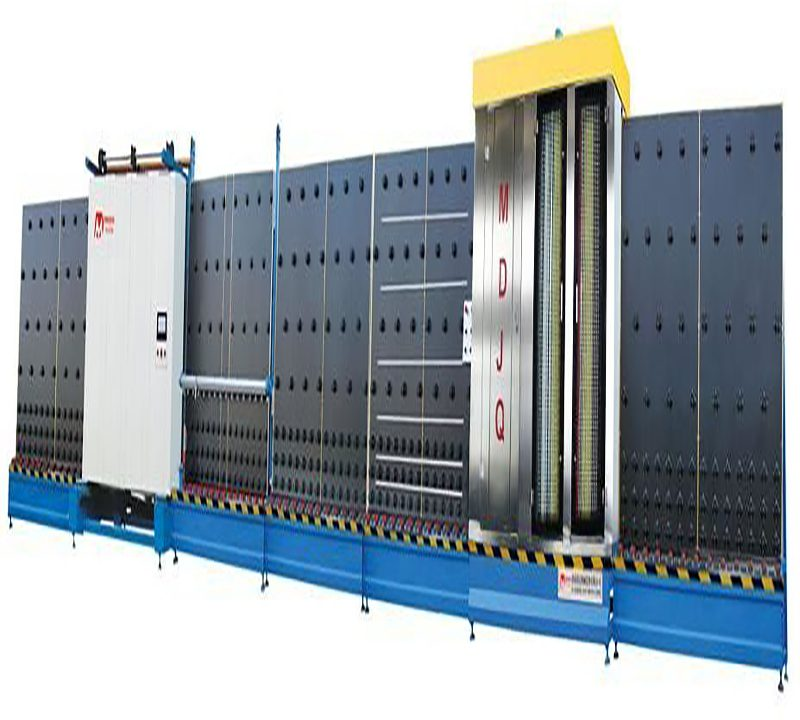 Glass processing machinery high speed double glazing equipment