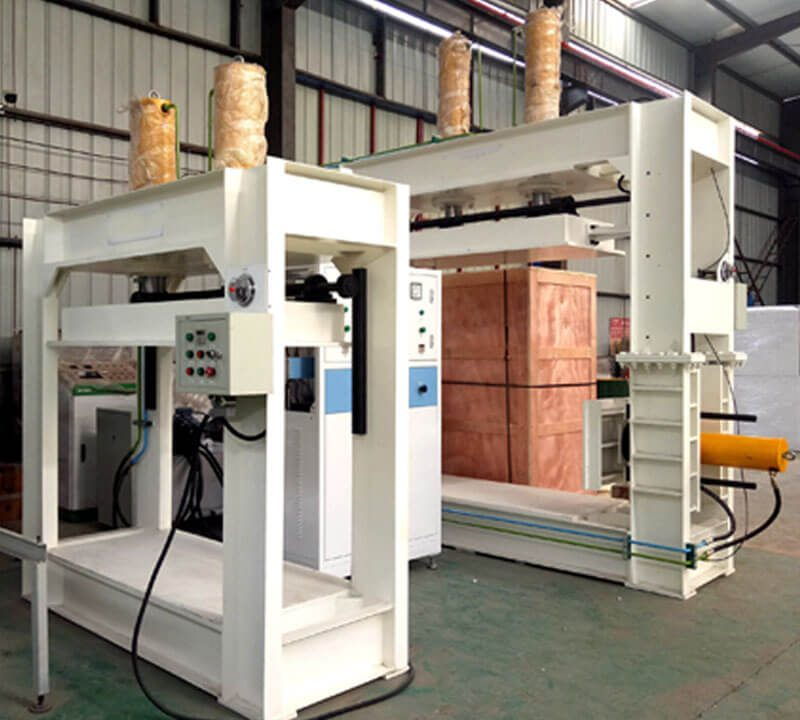 Rolling high speed automatic steel bending machine