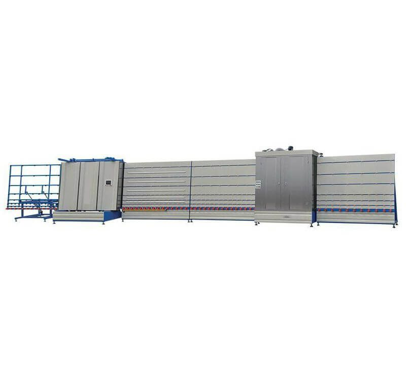 Vertical Insulating Glass Production Line