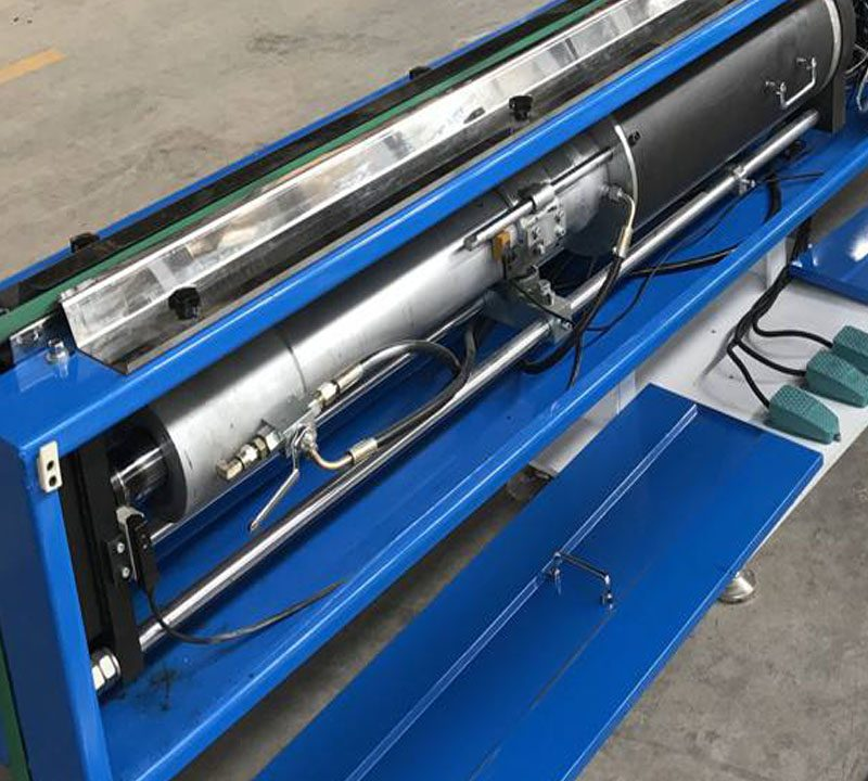 Double glass processing equipment