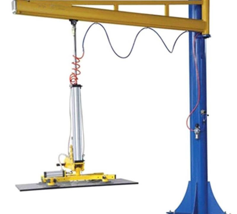 Glass panel lifter