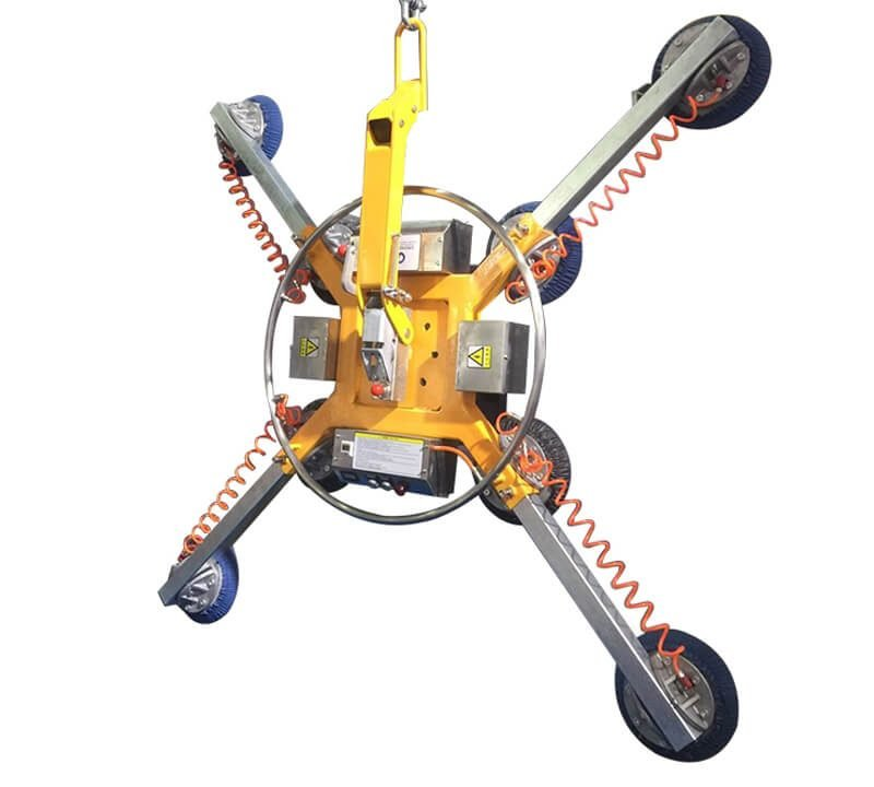 AC Power Glass Vacuum Lifter lifting machine