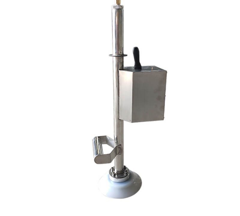 Single cup small glass handling lifter