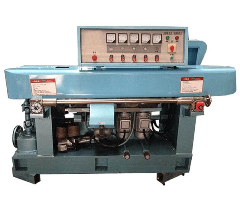 glass polishing machine