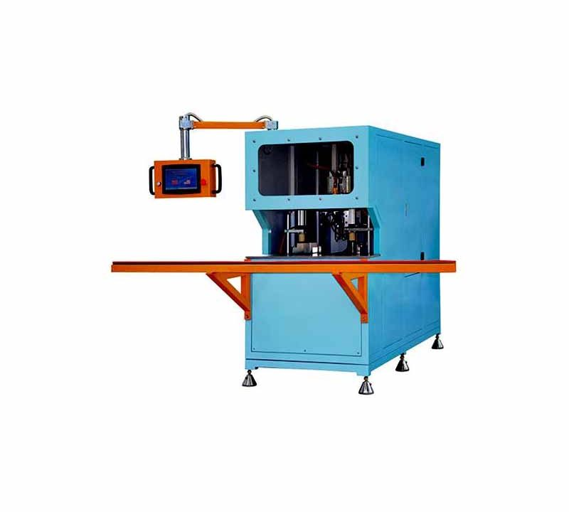 Fifth-generation intelligent CNC angle cleaning machine