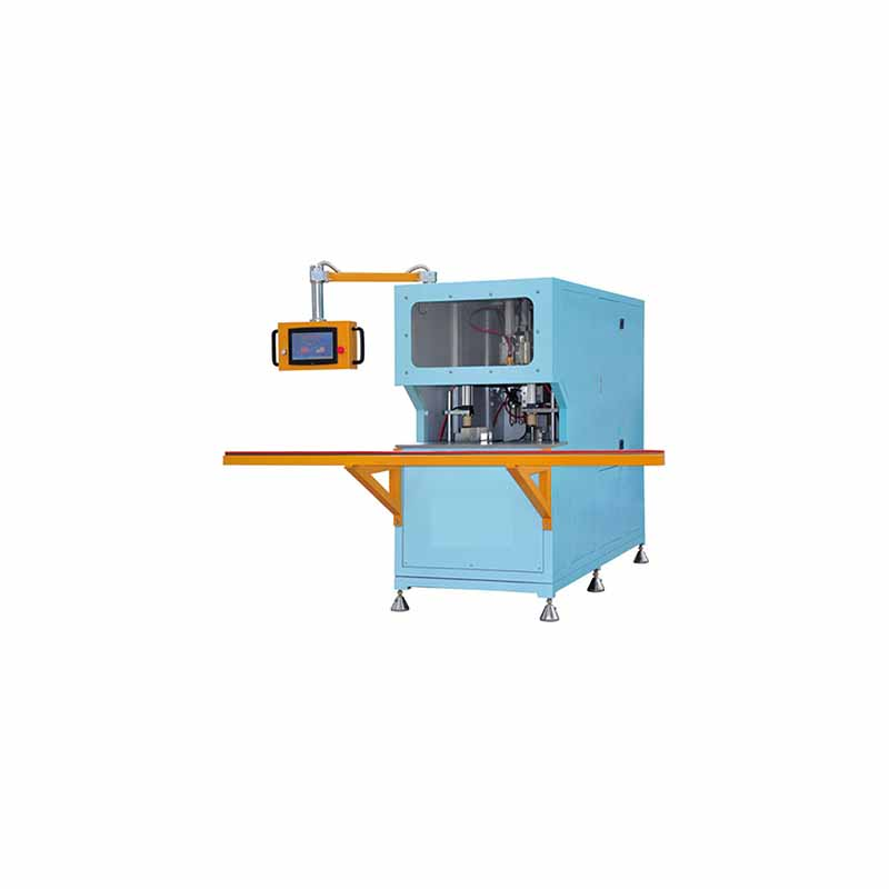 Fourth-generation intelligent CNC angle cleaning machine