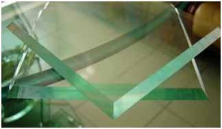 Various kinds of glass